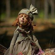 Куклы и игрушки ручной работы. Ярмарка Мастеров - ручная работа Элина. Handmade.
