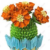 Цветы и флористика ручной работы. Ярмарка Мастеров - ручная работа Кактус. Handmade.