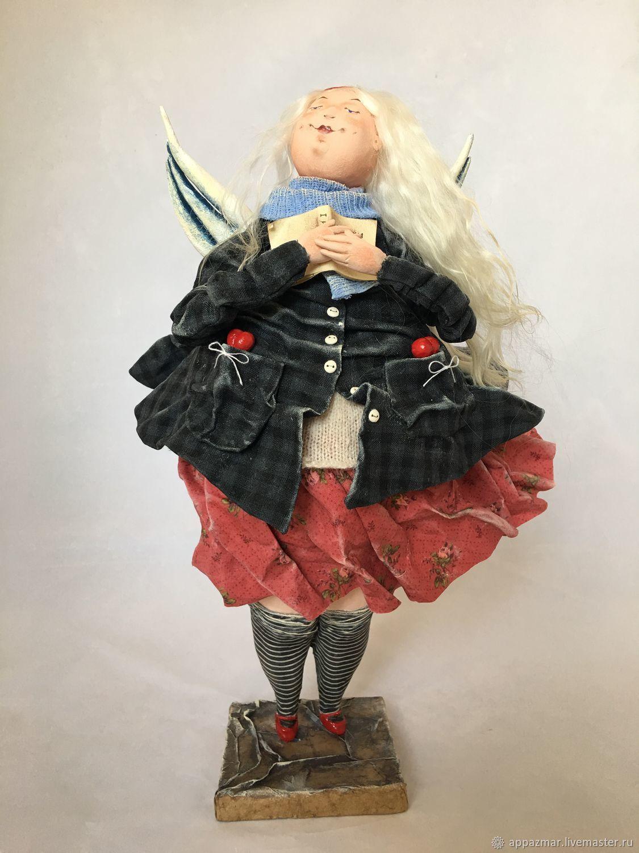 Ангелина - мечтательница, Куклы и пупсы, Москва,  Фото №1