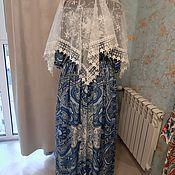 Платья ручной работы. Ярмарка Мастеров - ручная работа Платье сарафан. Handmade.