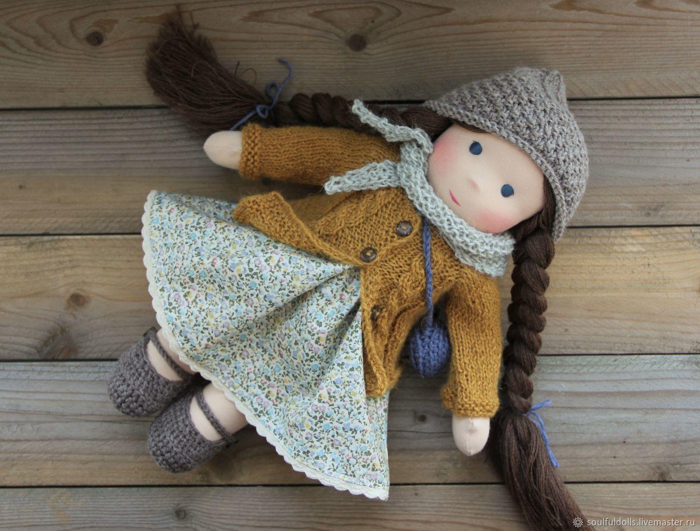 клейна вальдорфские куклы фото огурцова