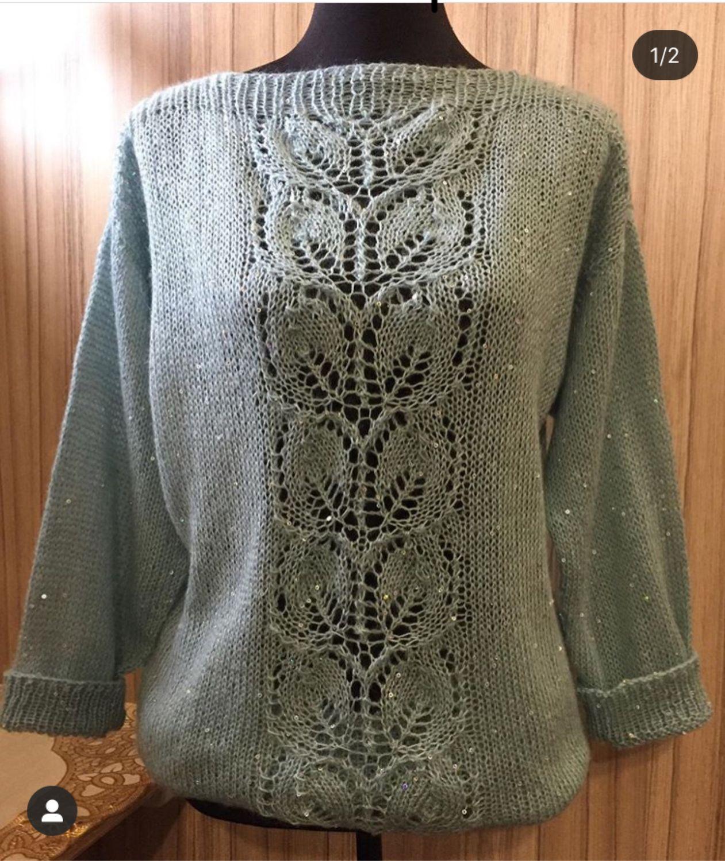 Пуловер женский, Пуловеры, Курганинск,  Фото №1