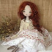 Куклы и игрушки ручной работы. Ярмарка Мастеров - ручная работа Кукла Тростинка Надия. Handmade.