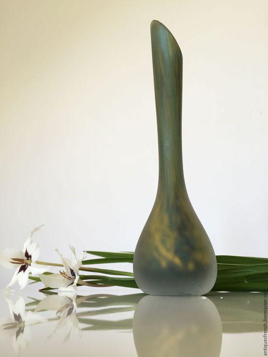 Вазы ручной работы. Ярмарка Мастеров - ручная работа. Купить Дизайнерская ваза LA ROCHERE. Франция. Handmade. Ваза для цветов
