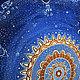 Символизм ручной работы. Картина Лунный свет. Татьяна Петропольская. Интернет-магазин Ярмарка Мастеров. Снег, свобода, олени, волшебство