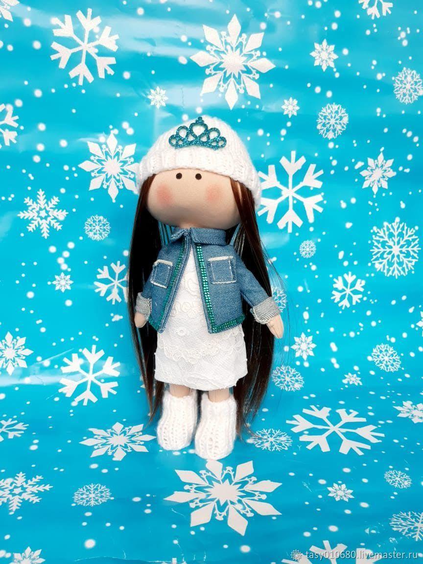 Куколка: Джинсовая курточка, Тыквоголовка, Ставрополь,  Фото №1