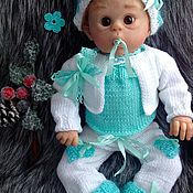 """Куклы и игрушки ручной работы. Ярмарка Мастеров - ручная работа """"Тиффани"""" комплект для реборна Офелия. Handmade."""