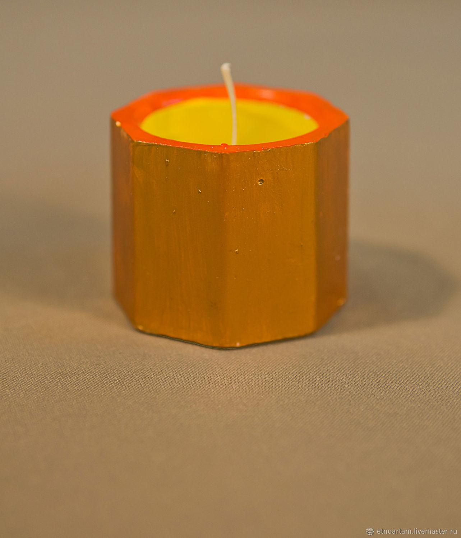 Золотой восьмигранник, Свечи, Тарко-Сале,  Фото №1