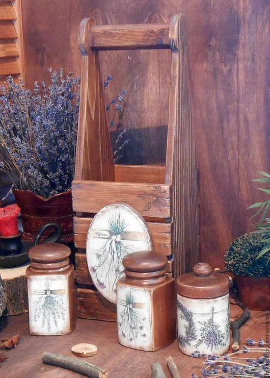 Старый деревянный короб для масла. Сосна.Для кухни в стиле кантри,Прованс. Короб для масла или вина.