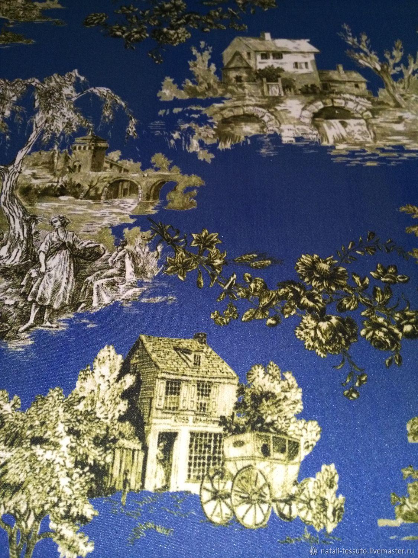Итальянский шелк с эластаном, Ткань, Москва, Фото №1