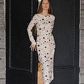 Платья ручной работы. Ярмарка Мастеров - ручная работа Платье Леди Ди Ваниль. Handmade.