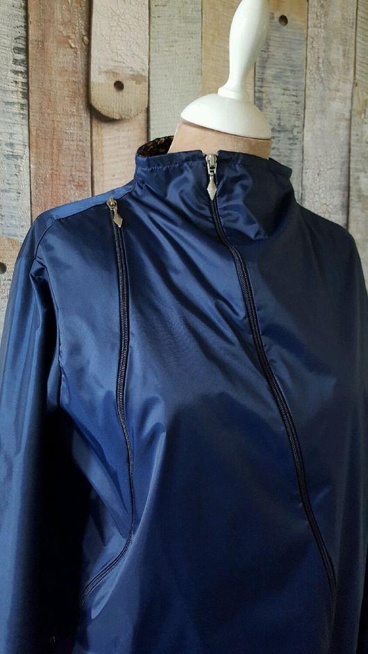 Верхняя одежда ручной работы. Ярмарка Мастеров - ручная работа. Купить Куртка ассиметричная.. Handmade. Куртка, женская куртка