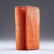Сумки и аксессуары handmade. Livemaster - original item The housekeeper crocodile IMA0129O4. Handmade.
