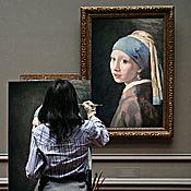 Картины и панно handmade. Livemaster - original item Copy of the painting