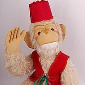 """Куклы и игрушки ручной работы. Ярмарка Мастеров - ручная работа Обезьянка тедди """" Мустафа"""". Handmade."""