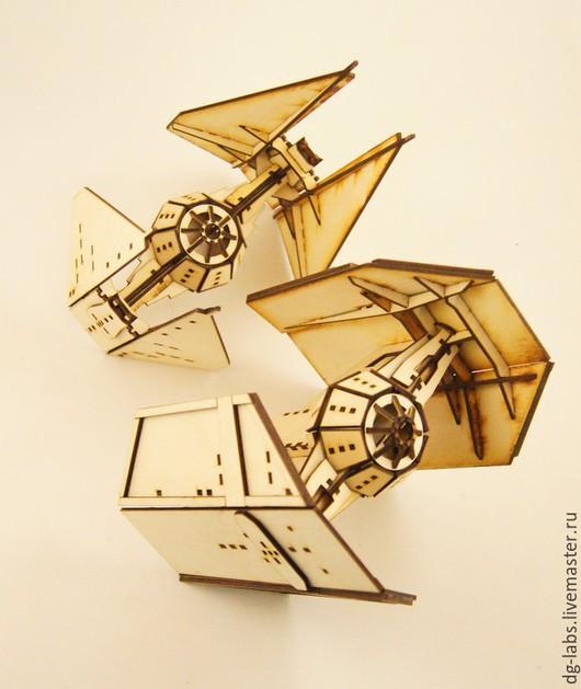 Миниатюрные модели ручной работы. Ярмарка Мастеров - ручная работа. Купить Макет корабля Star Wars Звездные войны. Handmade.