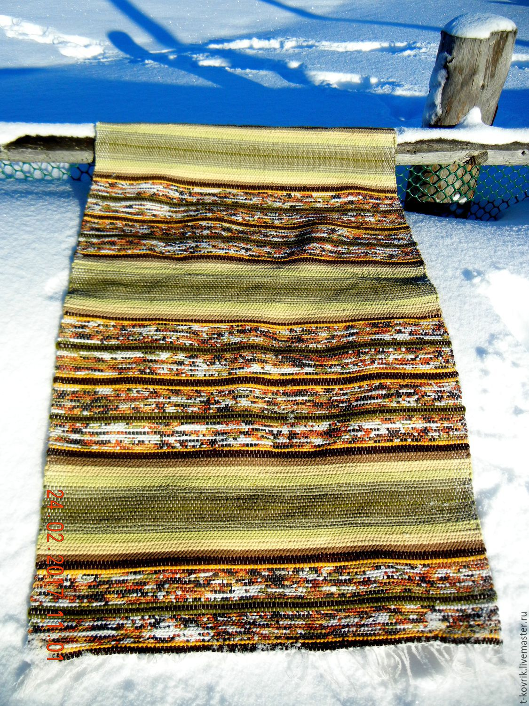 верхней домотканые коврики фото лепешки как приготовить
