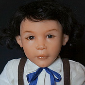 Куклы и игрушки ручной работы. Ярмарка Мастеров - ручная работа ДАВИД 55СМ. Handmade.
