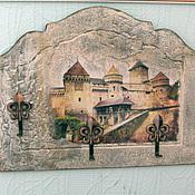 Для дома и интерьера handmade. Livemaster - original item panels-housekeeper