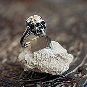 Украшения handmade. Livemaster - original item Silver men`s ring