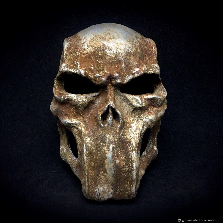 Rust Skull Mask, Character masks, Ekaterinburg,  Фото №1