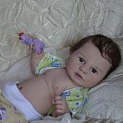 Куклы и игрушки handmade. Livemaster - original item Doll reborn Inna. Handmade.