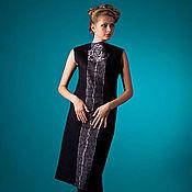 Одежда ручной работы. Ярмарка Мастеров - ручная работа Элегантность в черном. Handmade.