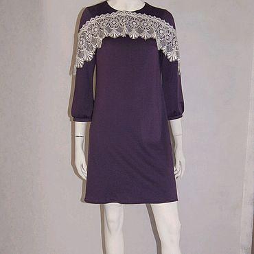 Одежда ручной работы. Ярмарка Мастеров - ручная работа Платье модель ТА19111-1. Handmade.