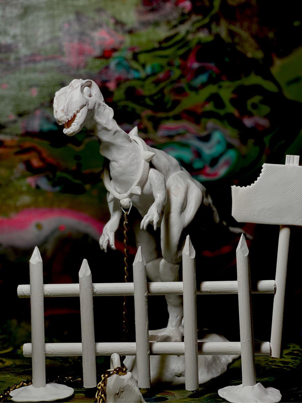 Тиранозавр, Мини фигурки и статуэтки, Москва,  Фото №1