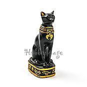 Материалы для творчества handmade. Livemaster - original item Silicone molds for soap Egyptian Cat mini. Handmade.