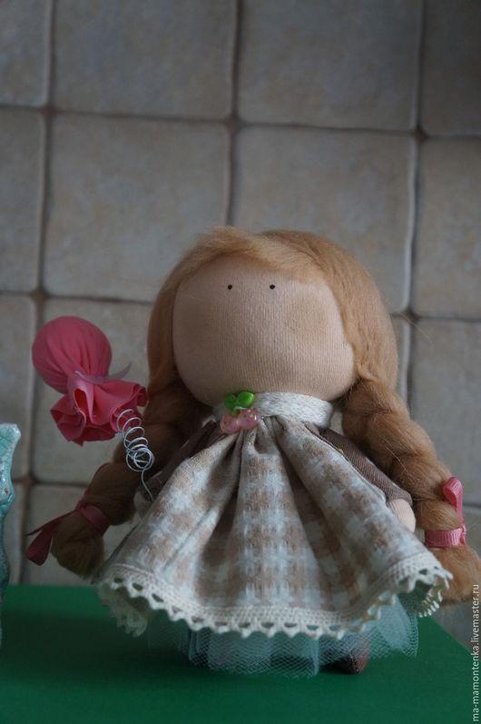 Коллекционные куклы ручной работы. Ярмарка Мастеров - ручная работа. Купить кукла - малышка. Handmade. Интерьерная кукла