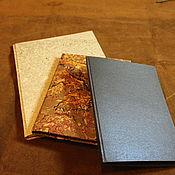 Блокноты ручной работы. Ярмарка Мастеров - ручная работа Блокноты:  разные для записей. Handmade.
