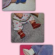 Куклы и игрушки ручной работы. Ярмарка Мастеров - ручная работа Туфли для Беби Борн.. Handmade.