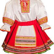 Одежда ручной работы. Ярмарка Мастеров - ручная работа Украинский национальный костюм женский. Handmade.