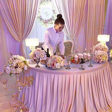 Цветы и флористика ручной работы. Ярмарка Мастеров - ручная работа Пудровая свадьба. Handmade.