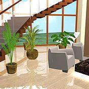 Дизайн и реклама handmade. Livemaster - original item Interior visualization 3ДМах. Handmade.