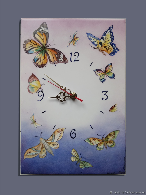 """Настенные Часы """"День и ночь"""", Часы классические, Москва,  Фото №1"""