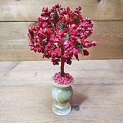 Цветы и флористика handmade. Livemaster - original item Coral tree