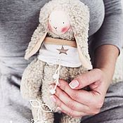 Куклы и игрушки ручной работы. Ярмарка Мастеров - ручная работа Барашек Боля. Handmade.