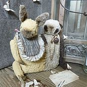 Куклы и игрушки ручной работы. Ярмарка Мастеров - ручная работа Тик-Так. Handmade.