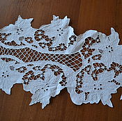 Винтаж ручной работы. Ярмарка Мастеров - ручная работа винтажная салфетка. Handmade.