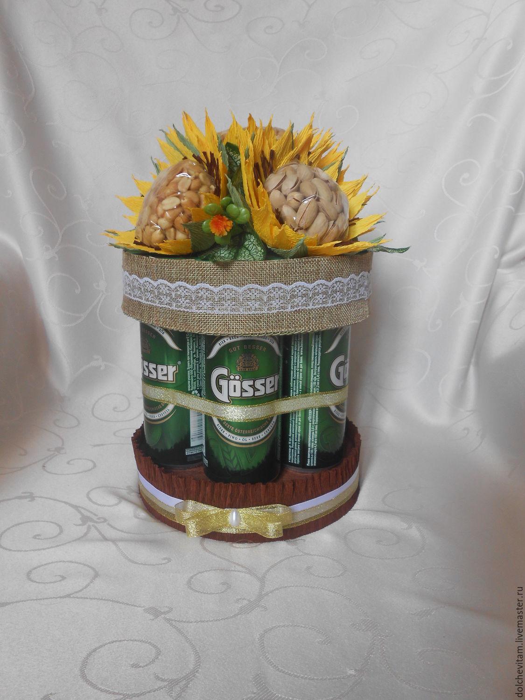 Фото подарков для мужчин из пива