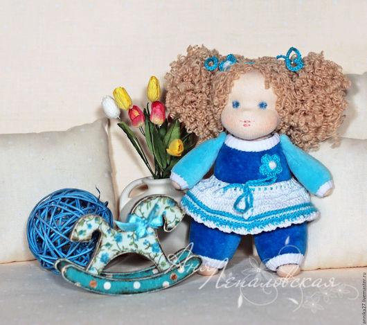 Вальдорфская игрушка ручной работы. Ярмарка Мастеров - ручная работа. Купить Мини-малышки. Handmade. Куклы для малышей, кукла-малышка