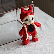 Куклы и игрушки handmade. Livemaster - original item Little devil. Handmade.