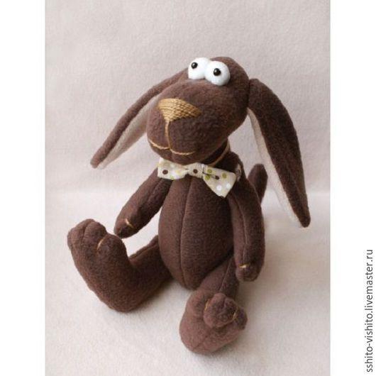 Куклы и игрушки ручной работы. Ярмарка Мастеров - ручная работа. Купить Набор для изготовления текстильной куклы DOG S STORY 25 см. арт.DG001. Handmade.