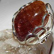 Камень турмалин-мармеладка