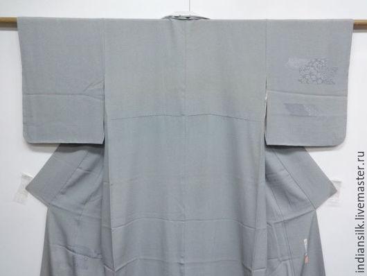 Одежда. Ярмарка Мастеров - ручная работа. Купить Винтажное кимоно из натурального шелка. Handmade. Комбинированный, винтажный шелк