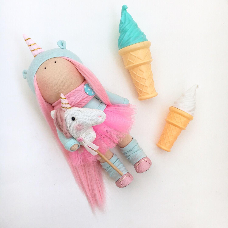Кукла единорог, Куклы, Челябинск, Фото №1