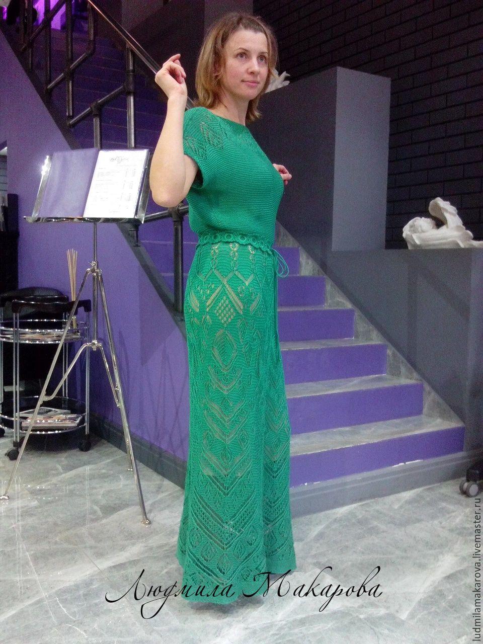 Шетландское кружево платья