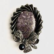 Украшения handmade. Livemaster - original item Brooch Magic stone. Handmade.